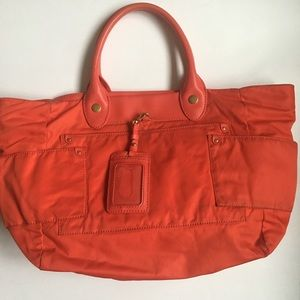 Marc Jacobs red handbag
